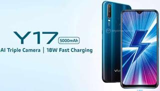 Cara Terbaru Flash Vivo Y17 Tanpa PC