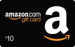 Win $10 Amazon Gift Card
