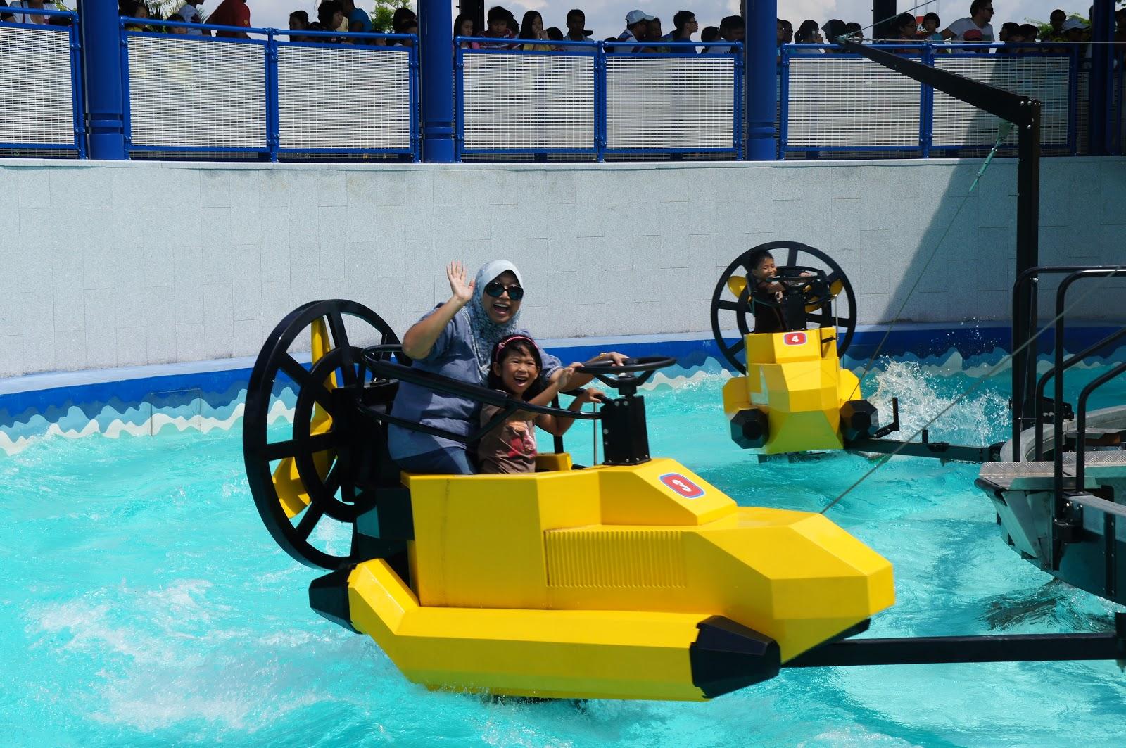 Jari Enam: Legoland.... Awesome 1Malaysia Amusement Park