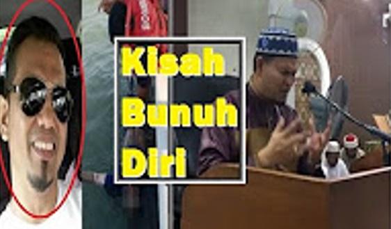 Yang Terjun Jambatan Pulau Pinang, Anak Murid Saya Tu. Sedih Betul Ustaz...