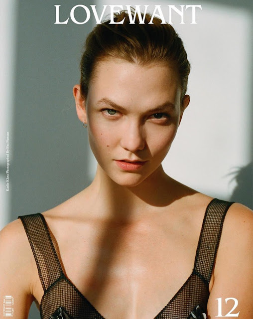 Karlie Kloss by Bec Parsons for Lovewant #12 Cover