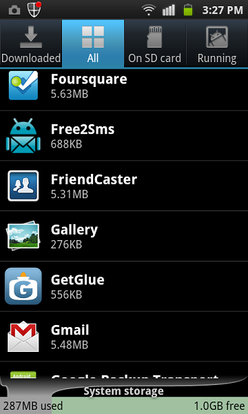 How to clear Application (App) Data Cache in Android