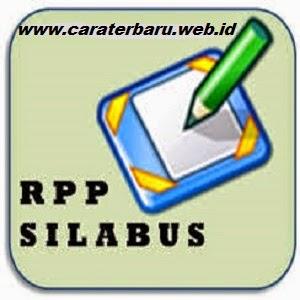 RPP dan Silabus Berkarakter SD Kelas 3 Semester 1 dan  2