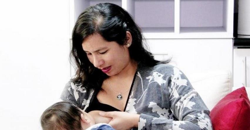 Ministerio de Trabajo inspeccionará si empresas públicas y privadas cuentan con lactarios - www.trabajo.gob.pe