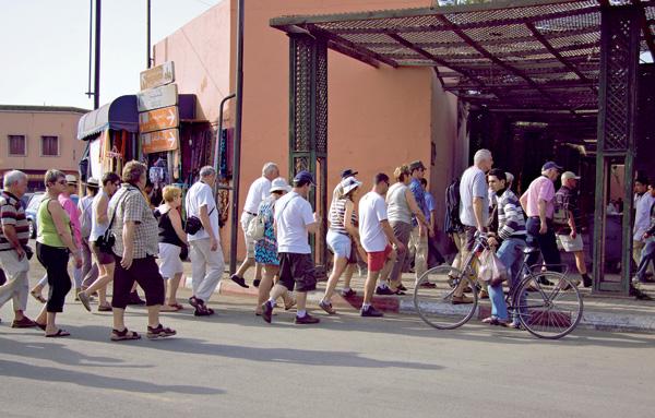 Agadir et Marrakech dans le top 10 des destinations préférées des Français.