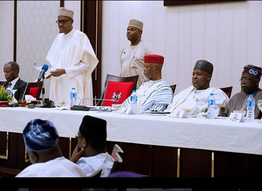 Buhari To APC Leaders: Prepare For 2019 Elections