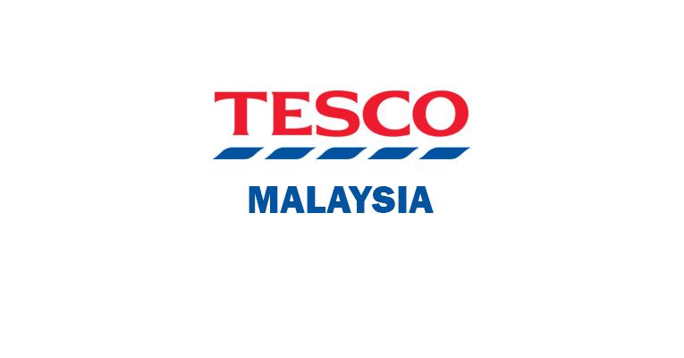 Jawatan Kosong di Tesco Stores Malaysia Sdn Bhd - Pelbagai Jawatan / Cawangan