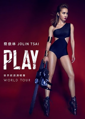 Jolin Tsai Play World Tour 2015 Custom BD NTSC VO