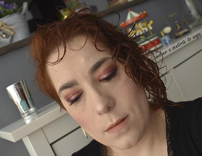 Maquillaje para primavera con la paleta Soul Blooming de Nabla