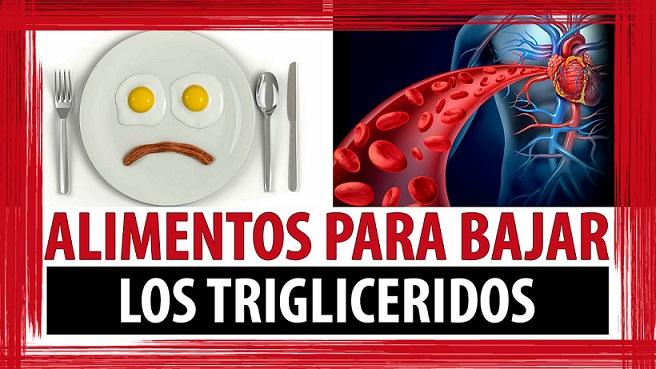Conspiraciones y noticias actuales alimentos para bajar los triglic ridos - Trigliceridos alimentos ...