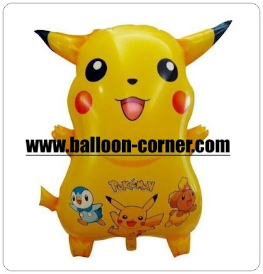 Balon Foil Karakter POKEMON