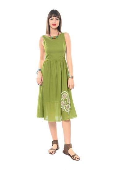 fcd80dfdd76cc Etnik Özel Tasarım Etnik Yazlık Elbise | Imajbet uyelik