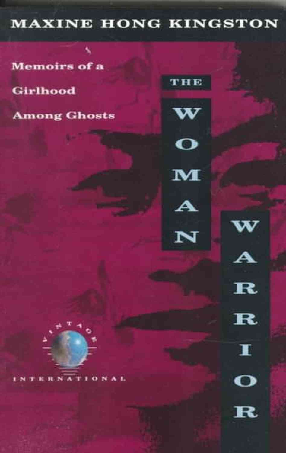 Maxine Hong Kingston Woman Warrior Pdf