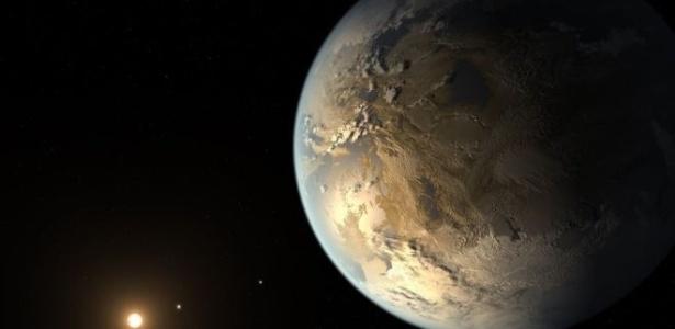 Equipe busca vida fora do Sistema Solar
