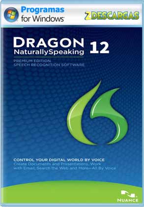 Dragon Naturally Speaking v12 Premium [Full] [Español] [MEGA]