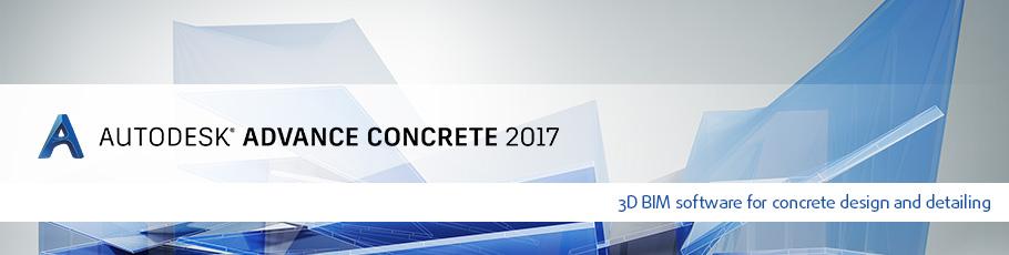 Autodesk Advance Concrete 2017 | the Home of GeoSociety