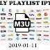 Daily Free Hits M3u Playlist 2019-01-11