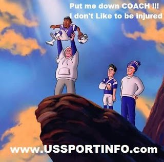 #nfl #nflmeme #patriots.- put me down COACH !!!. I don't like to be injured - www.ussportinfo.com