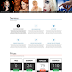 New One Page PSD Template for Portfolio or any Business