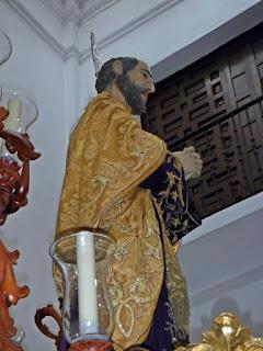 Columna de Cádiz incorporará a San Pedro en el Misterio