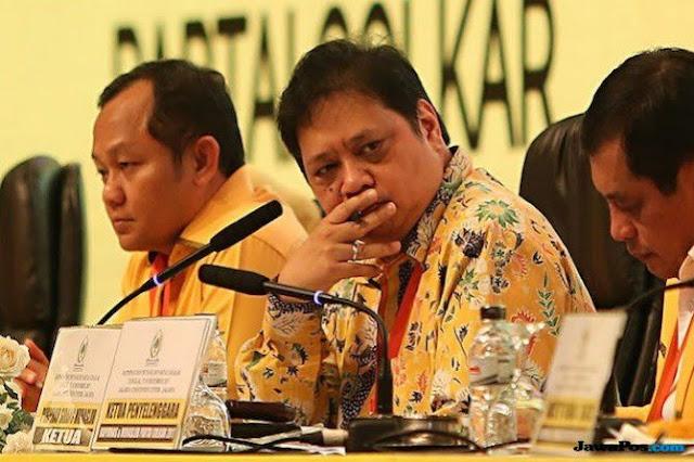 Airlangga Bantah Ada Aliran Dana PLTU Riau ke Golkar
