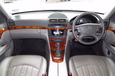 Interior Mercy W211 Facelift