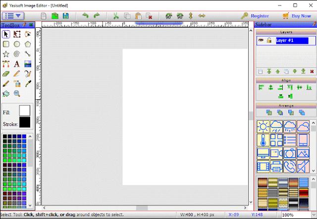 Yasisoft Image Editor for Windows - A tool with Simplicity