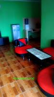 ruang keluarga villa d giv ciater