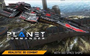 Planet Commander Mod Apk Android Terbaru v1.3 Full Version