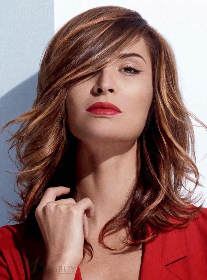 Fabulous New Ideas Of Medium Hairstyles 2014 Trendy Hairstyles Short Hairstyles Gunalazisus