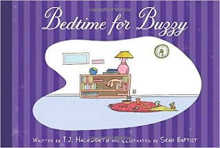 Bedtime for Buzzy - a bedtime storybook by T.J. Hackworth