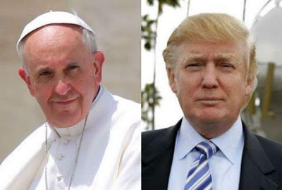 Pope Francis congratulates President Trump on his inauguration