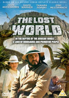 The Lost World 1992 English 720p DVDRip Full Movie Download
