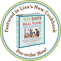 100 Days of Real Food: Fast & Fabulous Pre-order link