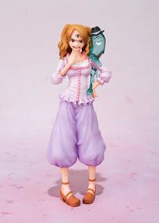 "Figuarts ZERO Charlotte Pudding de ""One Piece"" - Tamashii Nations"