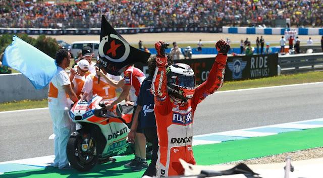Penyebab Lorenzo Buruk di Ducati Karena Tanpa Winglet