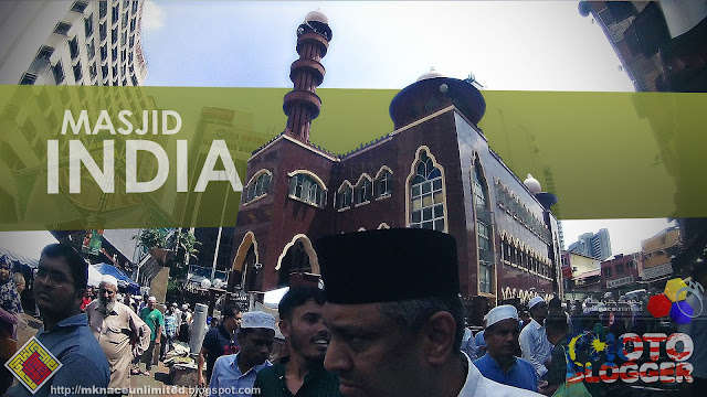 Jumaat @Masjid India