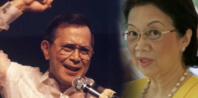 Doy Laurel In His Letter Addressed To Cory Aquino: 'The Nation Has Gone From Bad To Worse!'