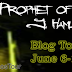 Blog Tour: Prophet of Chaos by J. Hamlet #ChaosTour