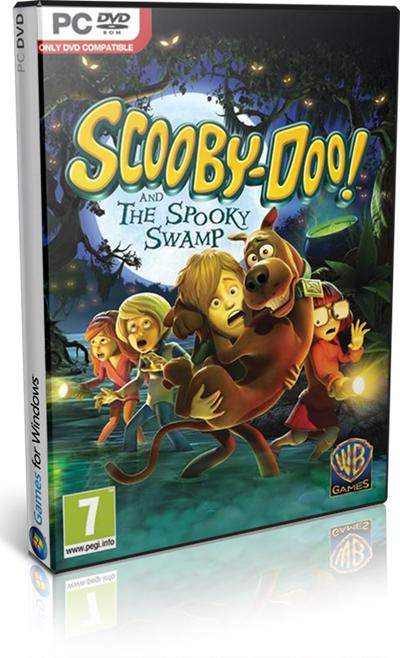 Scooby-Doo Y el Pantano Tenebroso PC Full Reloaded Descargar 2012
