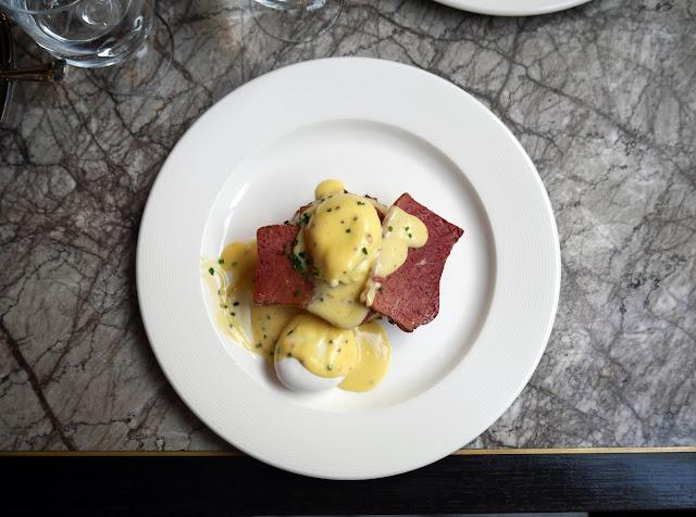 lixen london restaurant brunch food