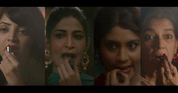 Lipstick under my burkha cast n crew