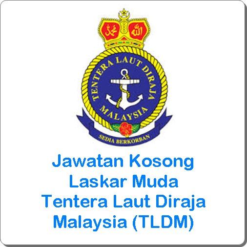 jawatan kosong Laskar Muda Tentera Laut TLDM 2016, jawatan kosong Tentera Laut Diraja Malaysia (TLDM) terkini, cara memohon kerja kosong Laskar Muda TLDM 2016
