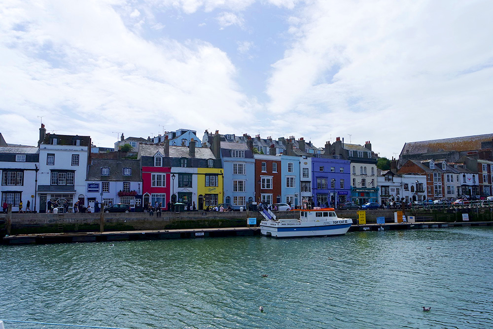 Weymouth, things to see, pastel harbour, beach, seahouses, dorset, england, uk, holiday, jubilee clock tower, skyline, beaches houses,