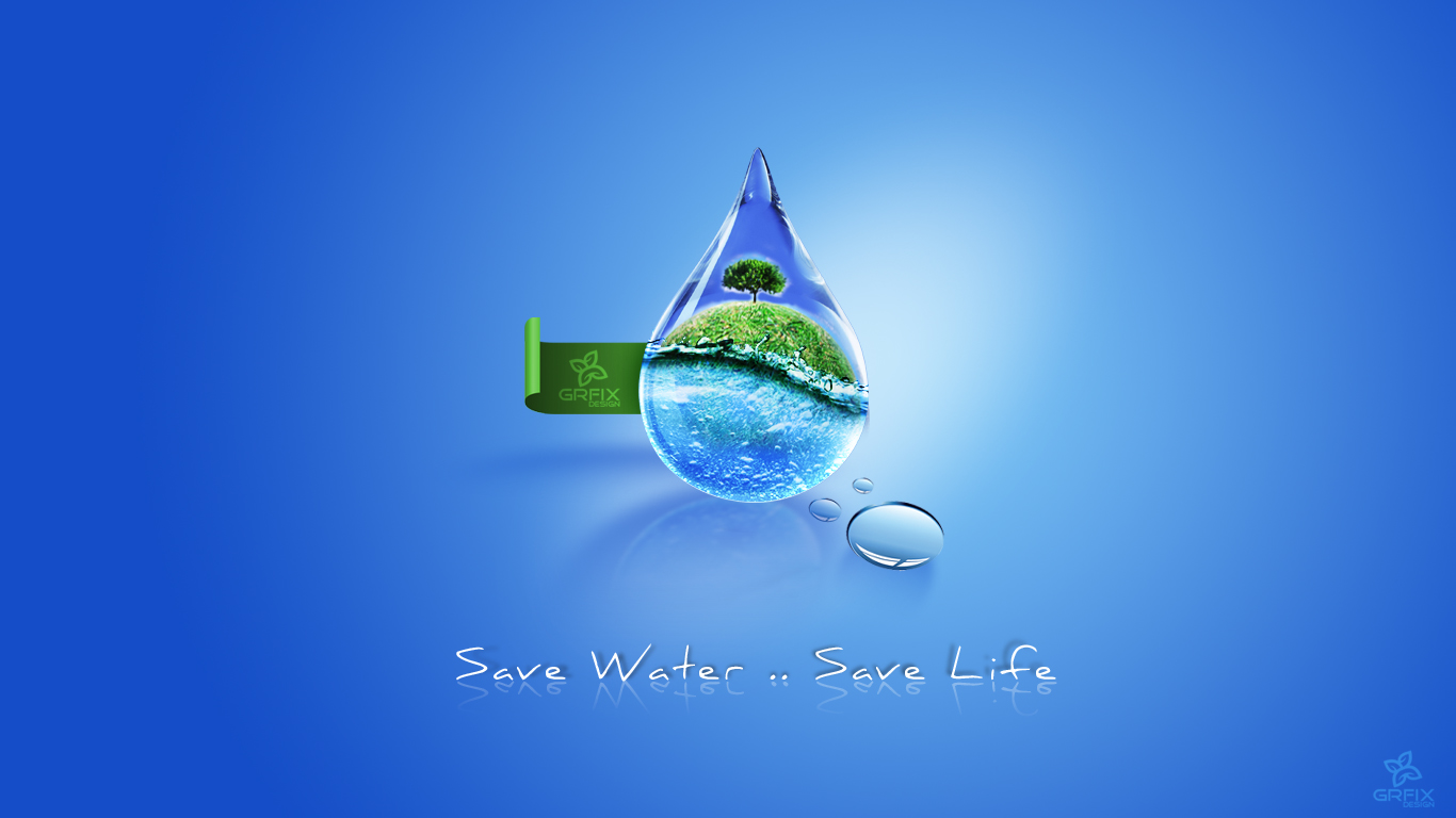 SAVE WATER: Gallery (Download save water images)