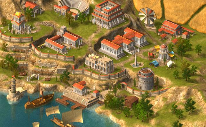 Grepolis Simulator