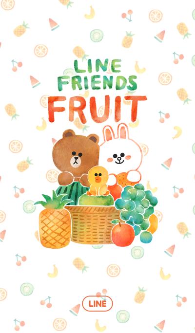 LINE フルーツ