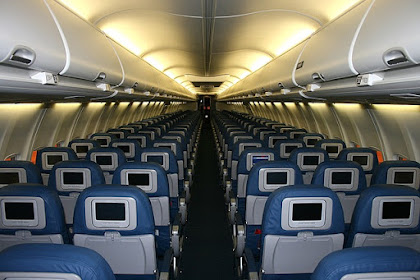 4 Area Kotor Yang Menyimpan Banyak Bakteri Di Dalam Pesawat