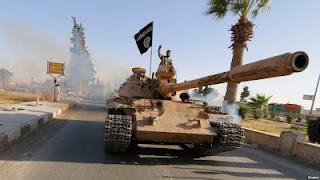 ¿QUIÉN HA PROPORCIONADO TANQUES AL ISIS?