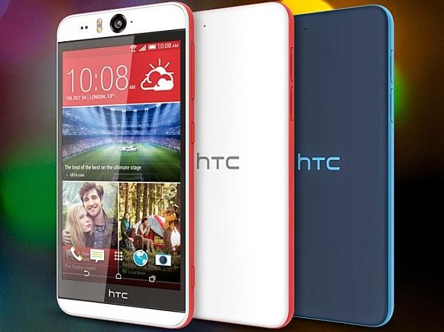 HTC Desire EYE IP57,67 certified mobile phone